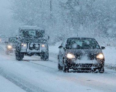 Vești cumplite din partea meteorologilor, înainte de Crăciun! Va fi COD GALBEN!
