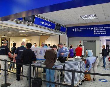 Captură impresionantă pe Aeroportul Henri Coandă! 11 tablouri găsite în bagajele unui...