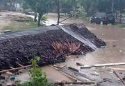 Bilanț sumbru al tsunamiului care a lovit Indonezia: 168 de morţi, peste 700 de răniţi