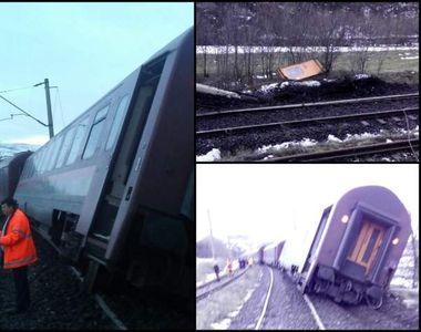 Mărturisiri din trenul terorii! Unul dintre pasageri povestește momentele de groază...