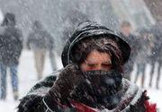Meteorologii au emis o nouă alertă meteo! Vezi unde va ninge de Crăciun