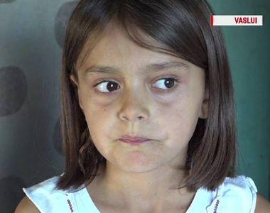 Roxana, copila din Vaslui care își dorea doar să mănânce piure cu carne, are o casa...