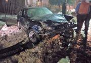 Accident teribil în Maramureș! Un șofer a spulberat un grup de pietoni! Un copil a murit pe loc