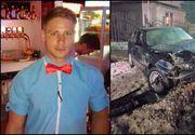 EL este tânărul omorât în accidentul din Maramureș! Cătălin avea 29 de ani și urma să se căsătorească