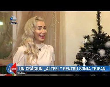 Sonia Trifan ne primește în casa ei de sărbători! Vezi cum și-a impodobit casa de Crăciun