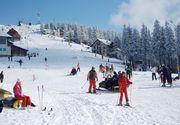 Românii s-au mutat la munte în vacanța de Crăciun! Cât costă să petreci sărbătorile în stațiunile montane