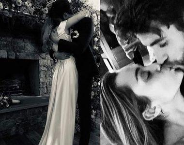 Miley Cyrus s-a căsătorit în secret! Cine este alesul inimii artistei