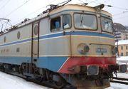 """Un nou tren al CFR a deraiat astăzi în drum spre Cluj. """"A sărit efectiv de pe șine"""""""