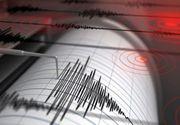 Cutremur în Buzău, în această dimineață! Seismul a fost resimțit și în București
