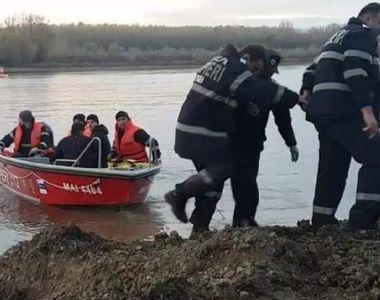 S-a aflat cine este tânărul care s-a aruncat în Dunăre, de pe podul de la Cernavodă