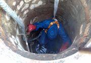 Cadavru decapitat, descoperit într-o fântână din Neamț