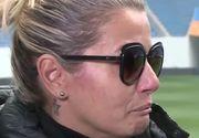 Prima reacție a Lorenei Balaci, după ce mormântul tatălui ei a fost profanat