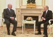 Cadoul inedit pe care Preşedintele Belarusului i l-a dăruit lui Vladimir Putin