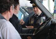Arad. Copii găsiţi de poliţiştii de frontieră ascunşi într-un autoturism. Părinţii încercau să ajungă cu ei în Ungaria deşi nu aveau acte