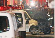 O dubă a intrat în pietoni pe una dintre cele mai cunoscute străzi din Tokyo. 9 persoane au fost rănite
