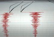 Cutremur cu magnitudinea 3 pe scara Richter, în judeţul Vrancea