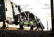 Șase persoane au murit în urma unui grav accident feroviar în Danemarca
