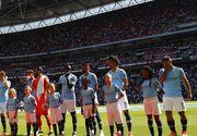 Cât plătesc părinții pentru a-și vedea copiii însoțind fotbaliștii din Premier League