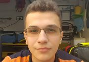 EL este eroul care l-a salvat pe tânărul prin sub metrou în stația Costin Georgian
