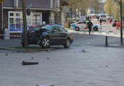 Luxemburg. Incident șocant.  A intrat cu mașina într-un grup de pietoni și și-a ucis fiul de 2 ani