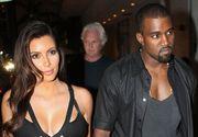 Kim Kardashian și Kanye West, din nou părinți. Copilul vine pe lume pe o cale neconvențională