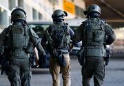 Un suspect înarmat a fost reținut în Germania, în urma unor focuri de armă în apropierea gării din Koln