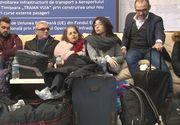 Sute de greci, blocați în aeroportul din Timișoara! Ce s-a întâmplat