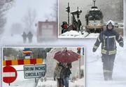 Val de aer polar în toată România! Urmează două săptămâni de coșmar, cu ger și ninsori puternice. Care vor fi cele mai afectate zone