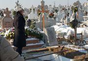 Gesturile pe care le-a făcut Gigi Becali la înmormântarea tatălui lui Mihai Stoica. Șeful de la FCSB a inspectat fiecare detaliu din cimitir ca slujba de înhumare să decurgă perfect!