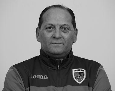 Doliu la FRF! A murit team managerul naționalei de futsal, Valeriu Ioniță