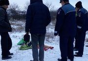 Moarte suspectă. Victima a fost găsită pe malul Canalului Dunăre Marea Neagră