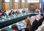 Prima şedinţă de Guvern din 2019. Ce proiecte se află pe ordinea de zi