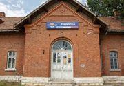 Imagini dezolante! Gările monument istoric din România se dărâmă pe zi ce trece