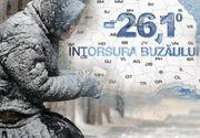 Frigul a făcut zeci de victime în România! Unde s-a înregistrat cea mai joasă temperatură