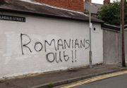 Au apărut noi imagini în cazul atacului rasist din Irlanda de Nord! Poliția încă îi caută pe atacatori
