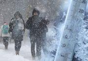 COD GALBEN de ninsori și viscol în mai multe zone din țară, începând din seara aceasta! Anunțul MAI!