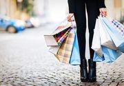 Românii, mai săraci după sărbători! Câți bani au lăsat în magazine pentru a-și satisface poftele în luna decembrie