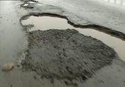 Pericole de moarte pe Autostrada Soarelui! Plăcile de beton se pot desprinde în orice moment, iar șoferii se tem de o adevărată tragedie!