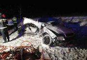 Autocar cu 40 de pasageri, implicat într-un grav accident în Brașov