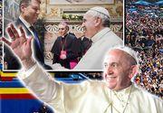 Papa Francisc va vizita România în 2019! Anunțul Președinției României