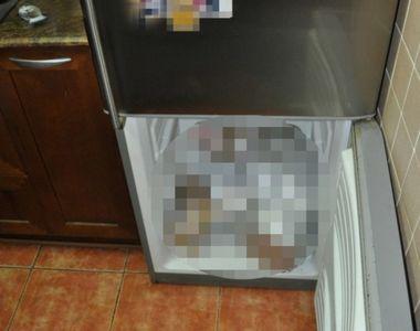 Terifiant! Cadavrul unui bărbat din Alba a fost găsit într-o ladă frigorifică! Fiul lui...