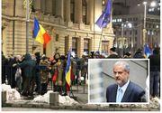 """Adrian Năstase, ironic la adresa protestatarilor: """"Poate că frigul generează unele dereglări de judecată"""""""