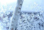 Vremea continuă să fie geroasă în weekend. În Capitală, temperaturile scad şi la minus 13 grade