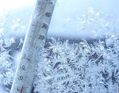 Vremea continuă să fie geroasă în weekend. În Capitală, temperaturile scad şi la minus...