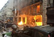 VIDEO. Explozia de la Paris filmată de un jurnalist italian. Mărturii din INFERN