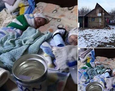 Imaginile care au înduioșat internetul! O mamă din Ialomița cere o șansă la viață...