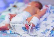Un bebeluş născut de o adolescentă de 15 ani diagnosticată cu gripă a murit la Maternitatea Buzău