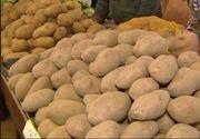 """Cartofi mai puțini cu aceeași bani! """"Mâncarea săracului"""" s-a scumpit din nou în România!"""