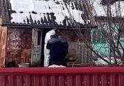 Frigul face victime în România! Doi frați din Galați au murit de frig în propria casă