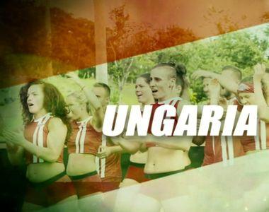 Primul meci internațional din Sezonul 3: Exatlon România versus Exatlon Ungaria